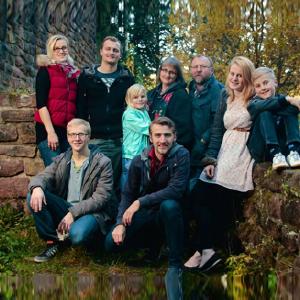 Familie Wiebe