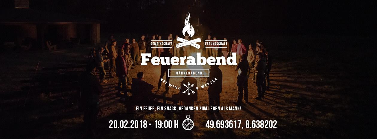 Feuerabend Februar 2018